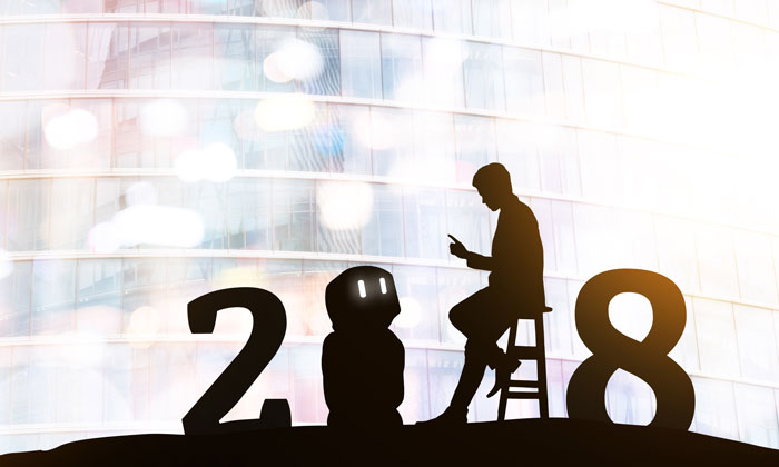 Blockchain, waste and nutrigenomics: the rising trends of 2018