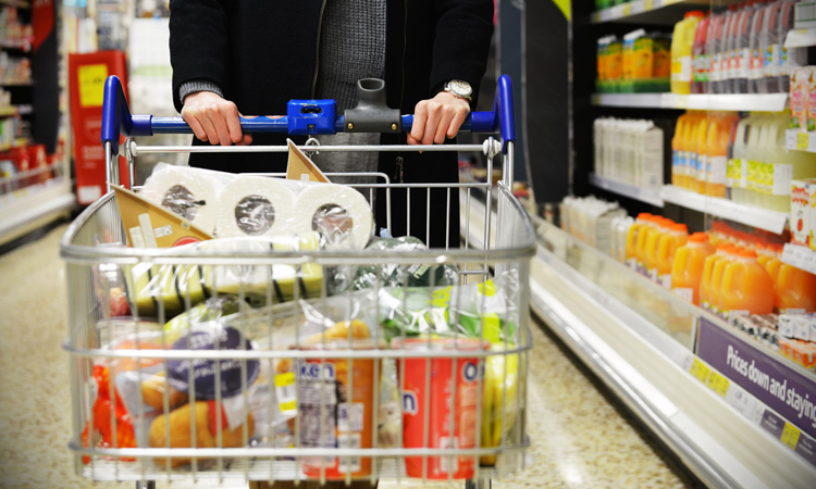 Tesco and WWF launch Sustainable Basket Metric