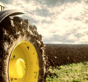 Farmers tractor