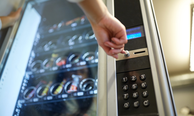 FDA issues final rule on calorie labelling for glass-front vending machines