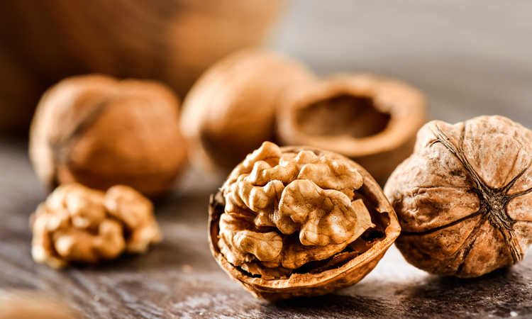 Study suggests walnuts may be good for the gut and heart health