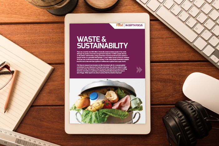 Waste and Sustainability In-Depth Focus