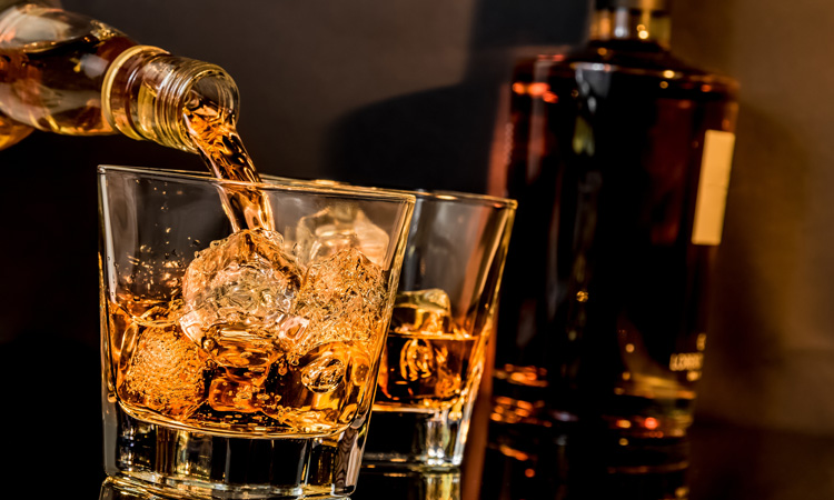 Researchers uncover 'whiskey webs' that could identify counterfeit spirits